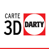 Carte 3D Darty