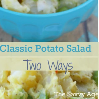 The Classic Potato Salad