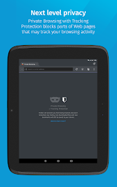 Firefox Browser for Android Screenshot 11