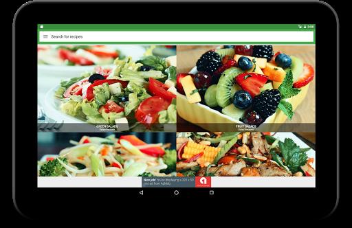 玩免費健康APP|下載沙拉食谱 app不用錢|硬是要APP