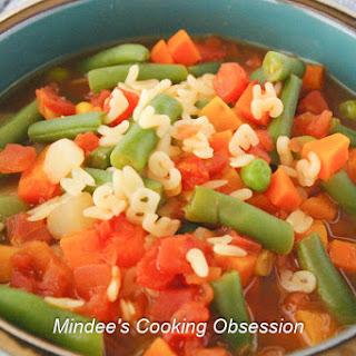 Alphabet Soup Recipes