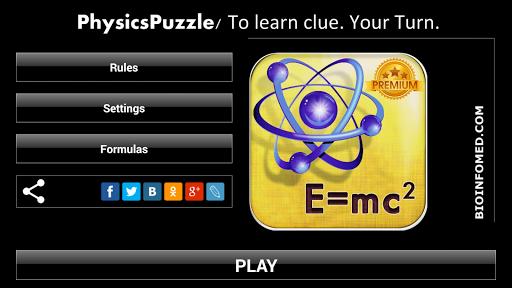 Physics Puzzle Free