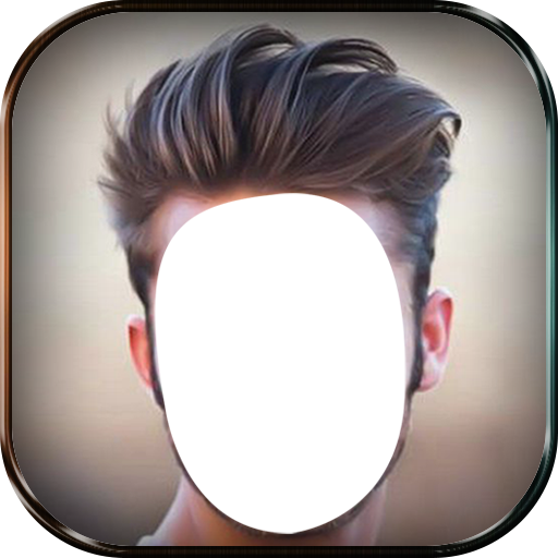 Man Hairstyle Cam Photo Booth 攝影 App LOGO-APP開箱王