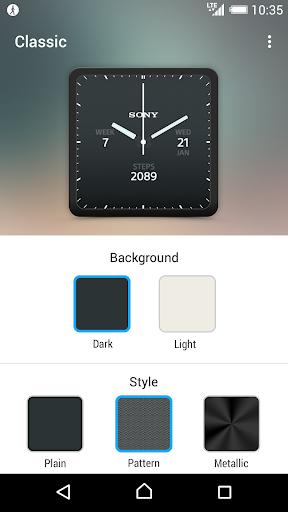 Smartwatch 3用ウォッチフェイス