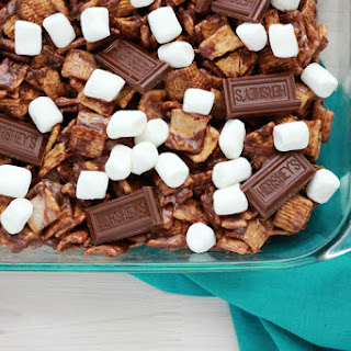 S'more Cereal Treats