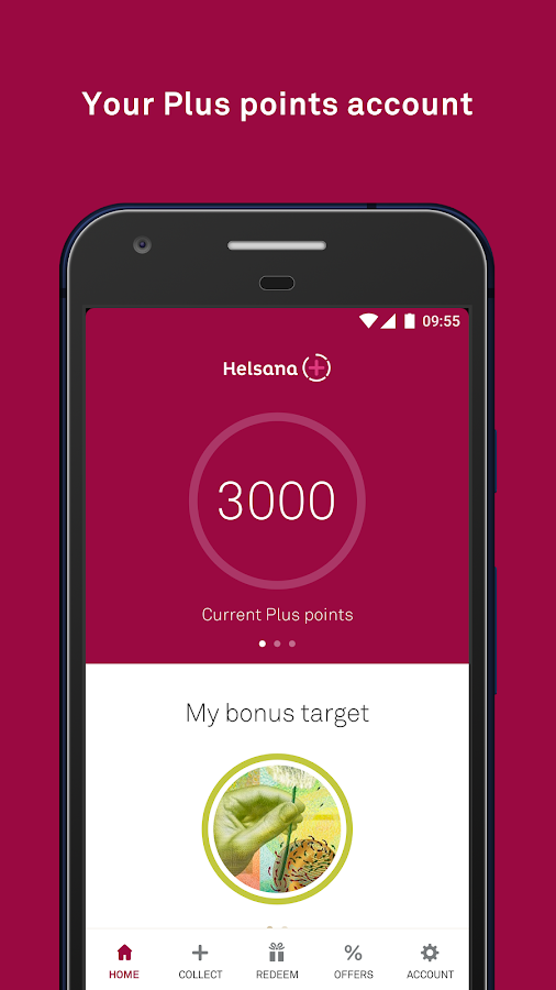 Helsana+ Bonus programme