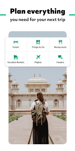 TripAdvisor Hotels Flights Restaurants Attractions screenshot 2