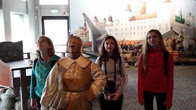 Photo: 2. den - Copak se stalo? Vasa jde ke dnu! (Vasamuseet, Stockholm)
