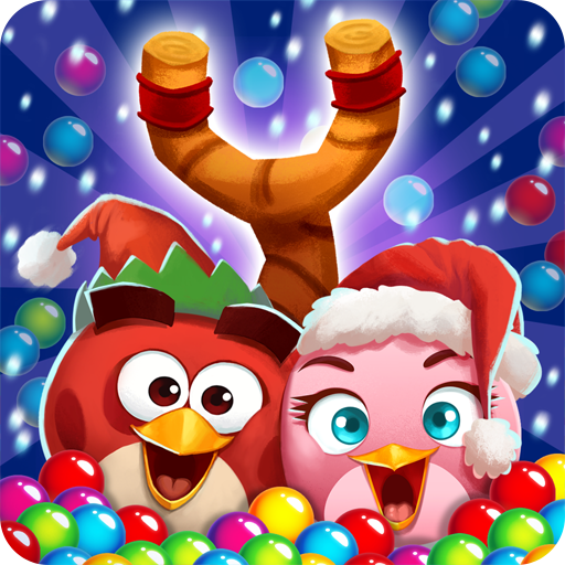 Angry Birds POP Bubble Shooter (game)