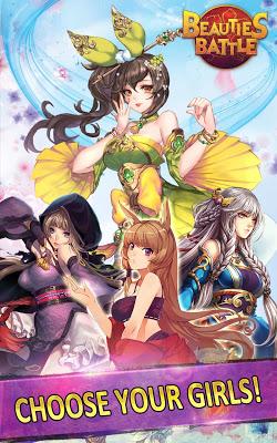 Beauties Battle - screenshot