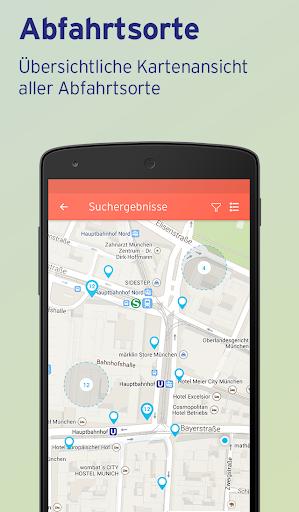 Mitfahrgelegenheit – Reise App screenshot 3