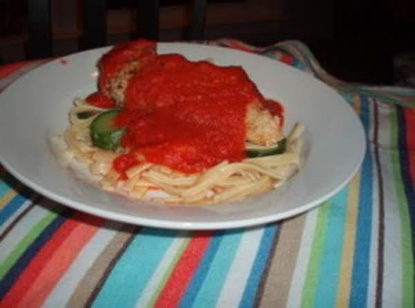 Crunchy Parmesan Turkey