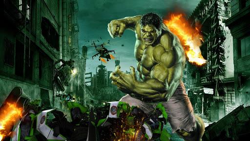 Futuristic War of Robots Transform Superhero Fight 1.0.2 screenshots 1