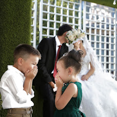 Wedding photographer Erlan Kuralbaev (Kuralbayev). Photo of 18.08.2017