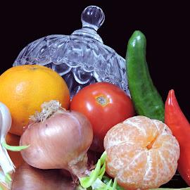 COLOURFUL by SANGEETA MENA  - Food & Drink Ingredients