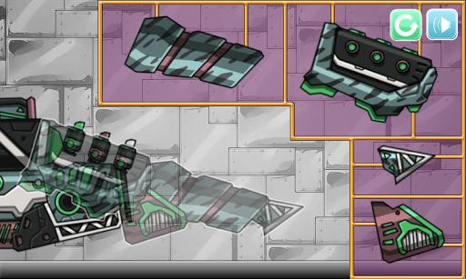 합체! 다이노 로봇 - 세이스모사우루스 공룡게임|玩休閒App免費|玩APPs