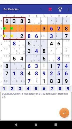 Sudoku Coach Lite 2.5.13 screenshots 1