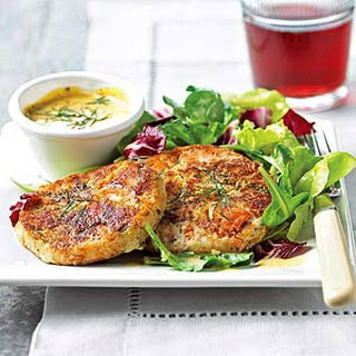 Salmon Cakes With Fresh Salmon Recipes
