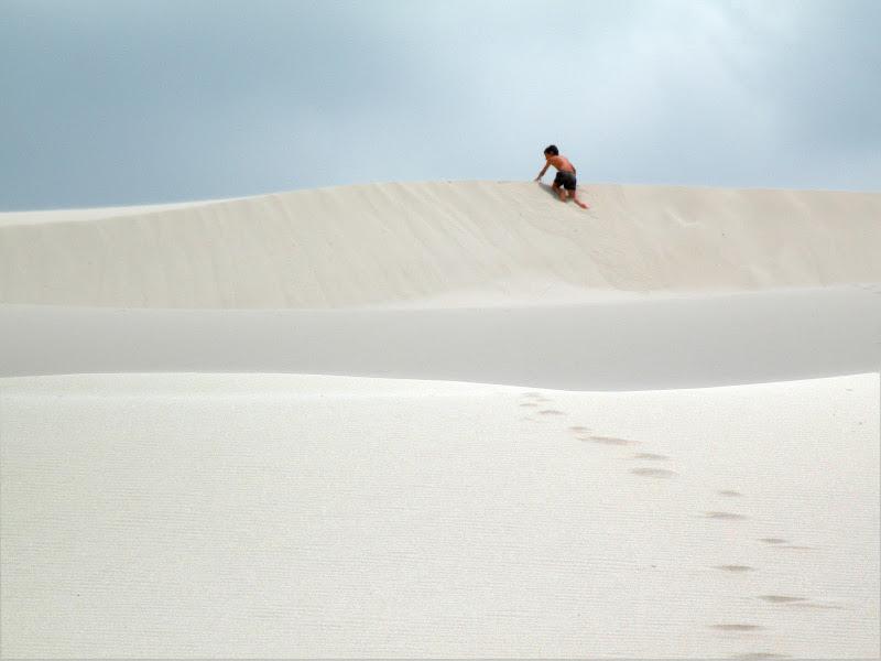 Risalendo le dune di GabrieleT