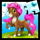 Little Pony Kids Jigsaw Puzzle