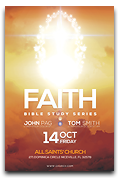 6x4 Church Flyers Bundle Vol.3