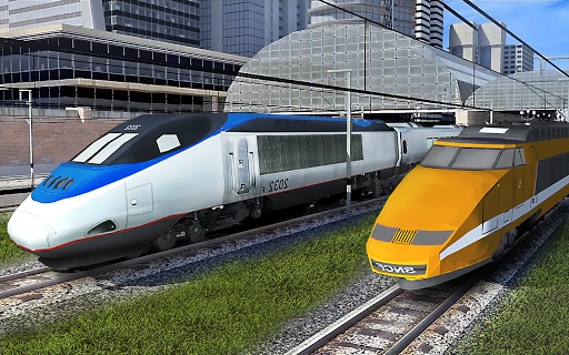 Euro Train Simulator 2019 Apk 2