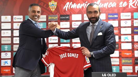 "Mohamed El Assy: ""Vamos al 100% a por el ascenso a Primera División"""