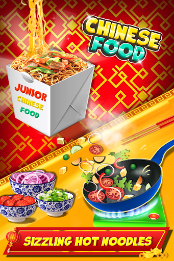 Chinese Food - Cooking Game  screenshots 2
