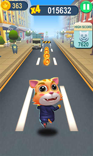 Cat Runner-Online Rush 1.1.3 screenshots 4