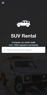 SUV Rental 4x4