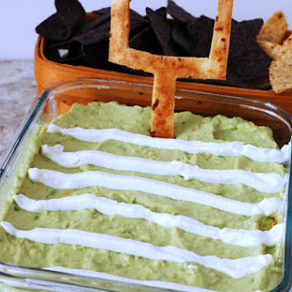 7 Layer Dip End Zone.