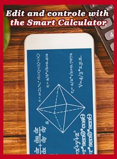 New PhotoMath - camera Calculator guide - náhled