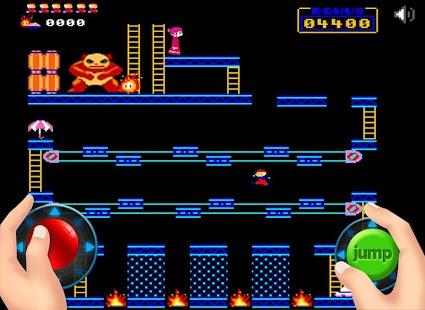 Panda Kong 3 screenshot