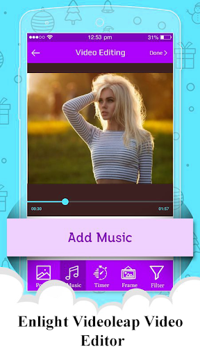 Enlight Videoleap Video Editor screenshot 1