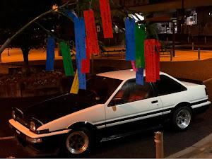 スプリンタートレノ AE86 GT-APEX 昭和62年3月生のカスタム事例画像 拓人さんの2019年07月21日12:36の投稿