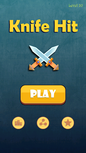 Knife Hit Free 1.2 screenshots 1