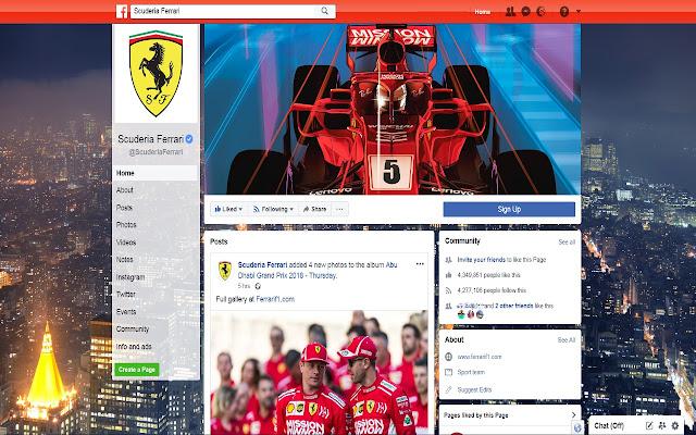 Color & Background Changer for Facebook