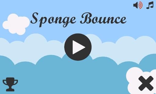 Floppy Sponge Bounce