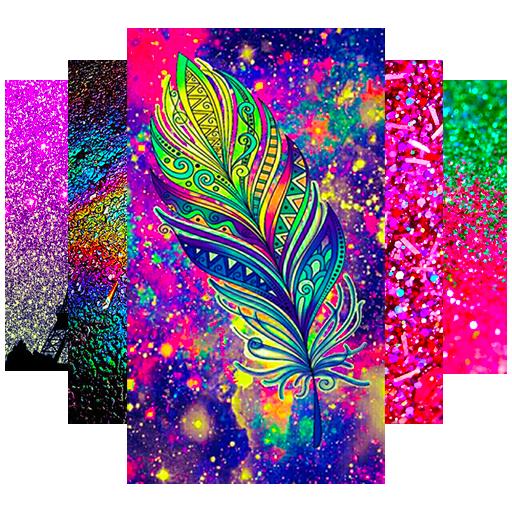 Glitter (Sparkling) Wallpapers