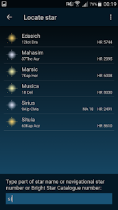 Astrolapp Live Planets Apk and Sky Map 4