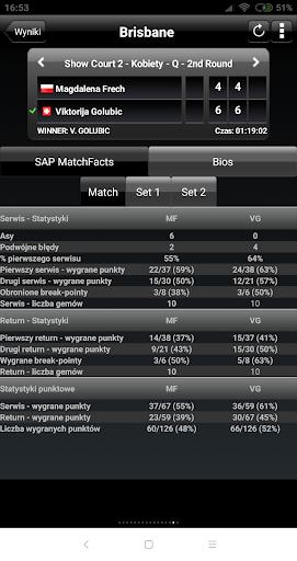 ATP/WTA Live 1.2.60 screenshots 4