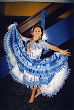 Photo: Vestido Celeste Richeliu www.confeccionesyamila.com