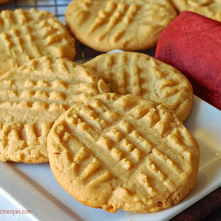 Powdered Sugar Peanut Butter Cookies Recipes