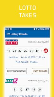 Lotto Results Ny