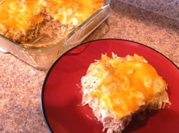 Not Mom's Chicken Tetrazzini Recipe