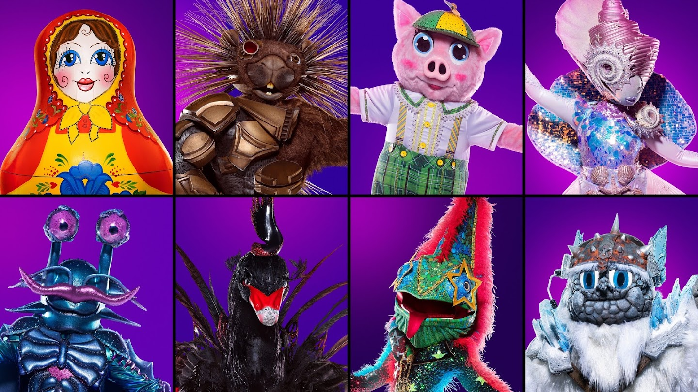 Watch The Masked Singer live