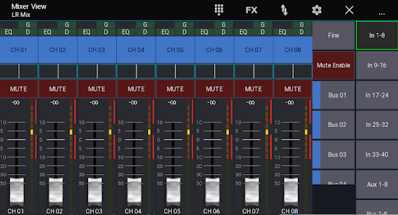Mixing Station Wing Pro 1