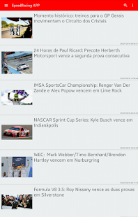 SpeedRacing.com.br - APP- screenshot thumbnail