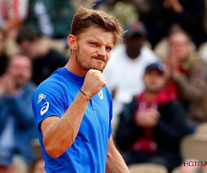 David Goffin maakt brandhout van Litouwer en staat in tweede ronde Roland Garros