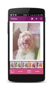 Pixchar - Photo Filters- screenshot thumbnail